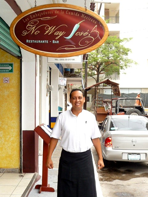 voted best new puerto vallarta restaurant - no way jose